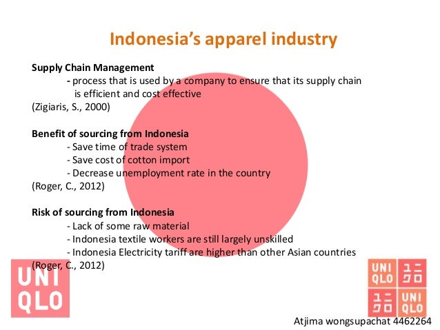 Case Solution for Uniqlo: A Supply Chain Going Global