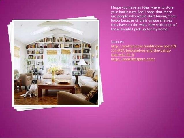 Unique Bookshelf Ideas for Your Home