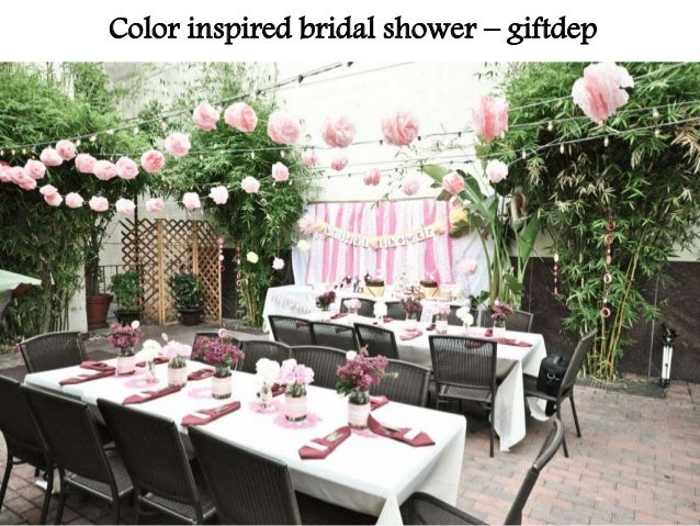 unique bridal shower themes