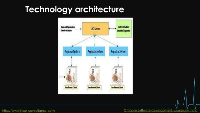 Technology architecture http://www.ifour-consultancy.com Offshore software development company India