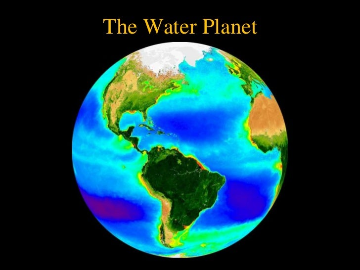 The Water Planet<br />
