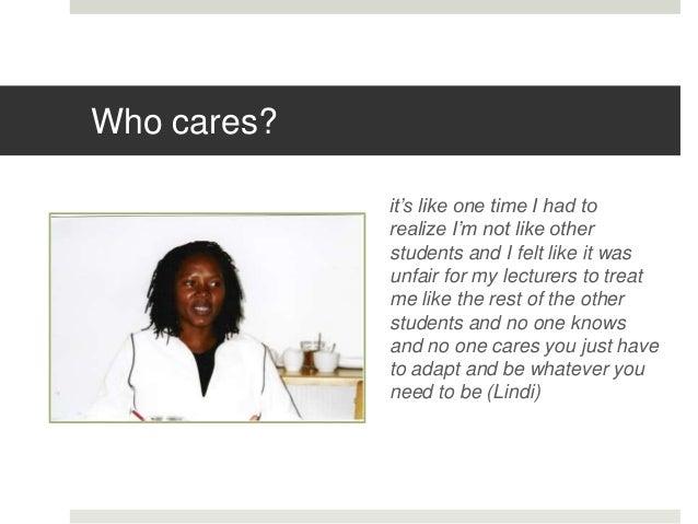 Brenda Leibowitz presentation at UNISA on higher education and social justice Slide 3