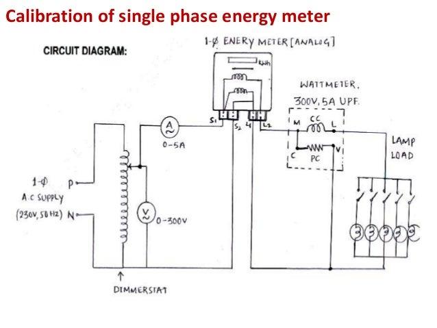 Watt Meter Wiring Diagram | Repair Manual on