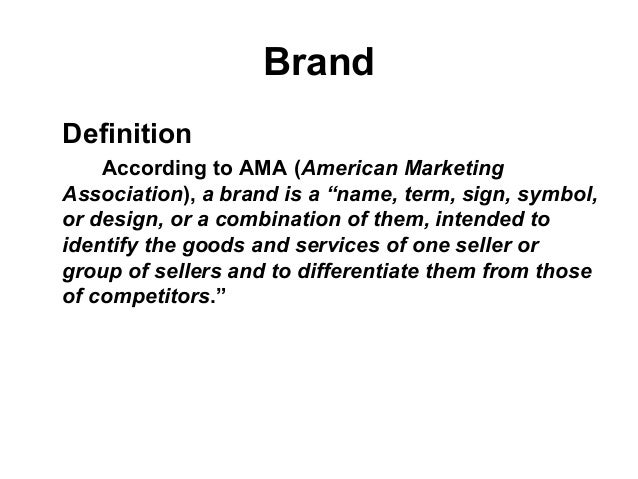 BRAND DEFINITION EBOOK DOWNLOAD