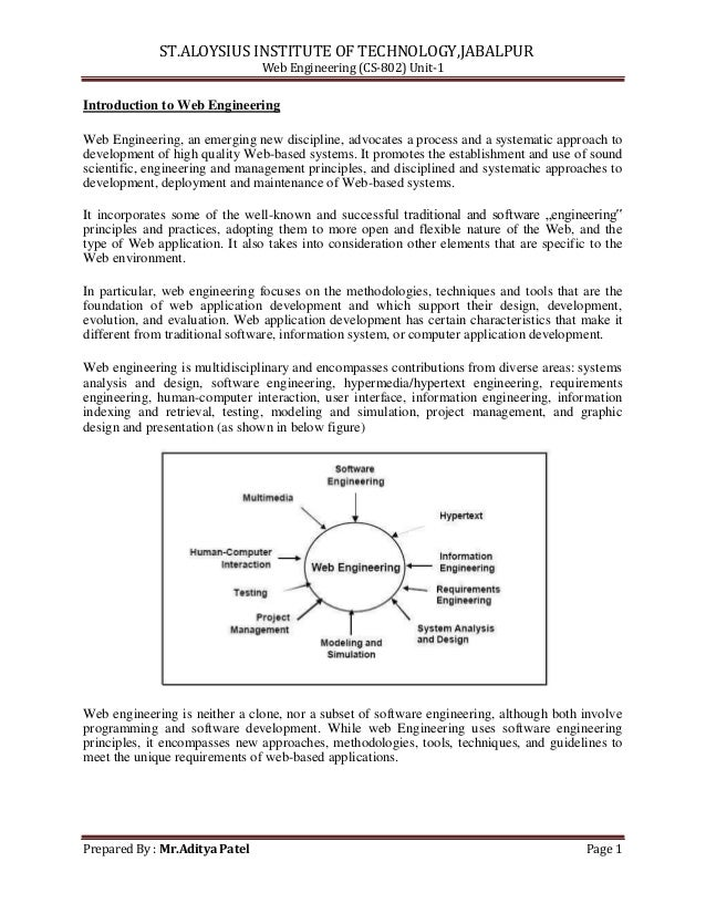 Web engineering notes unit 2