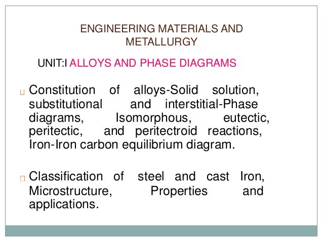 Constitution and Magnetism of Iron and its Alloys (Engineering Materials)