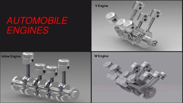 Unit 1 Engines  Types Of Vehicles