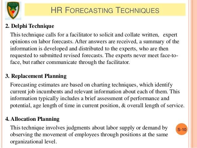 purpose of human resource planning pdf