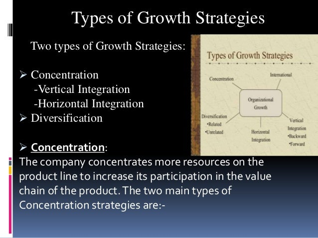 vertical and horizontal integration of strategies within the organisation