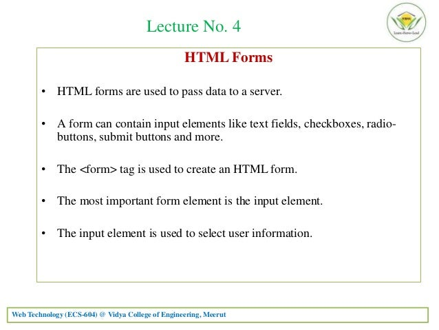 html form to xml