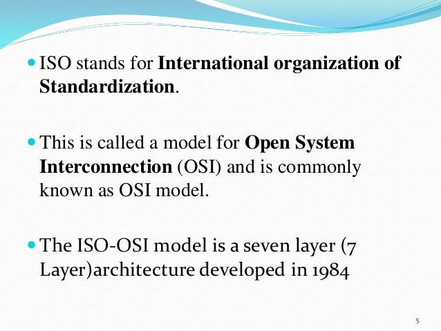 iso-osi 7-layer circle architectural mastery essay