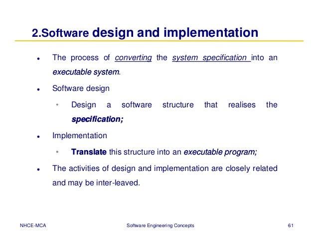 Unit 2 Software Development Process Notes