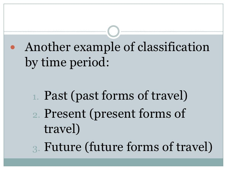 classification essay  12 anotherexample of classification