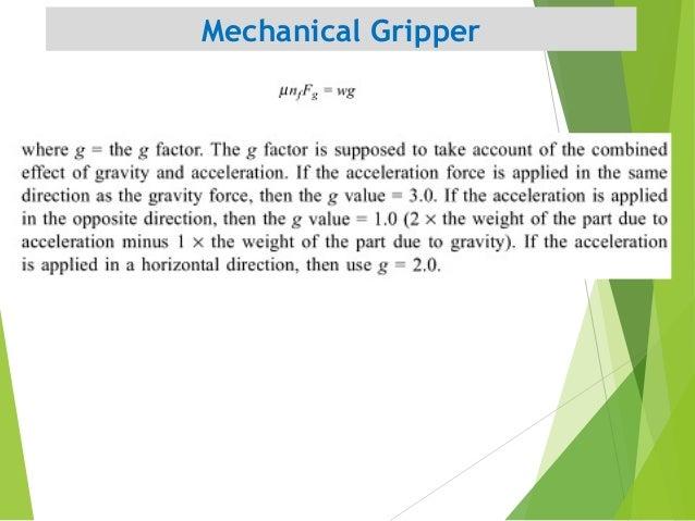 Mechanical Gripper 10