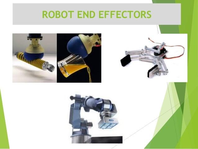 Robotics End Effector Slide 2