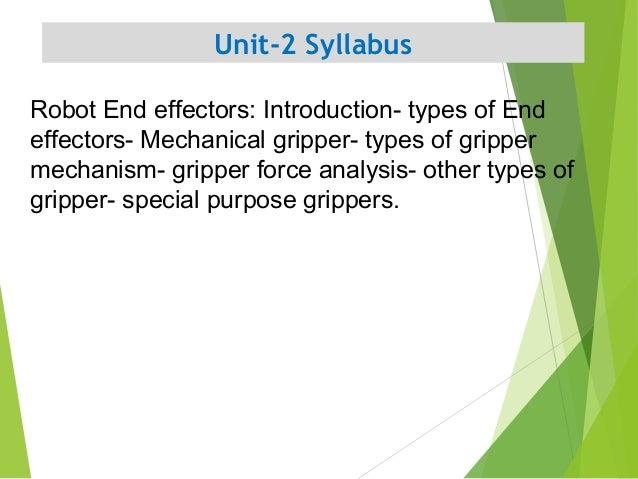 Robotics End Effector Slide 3