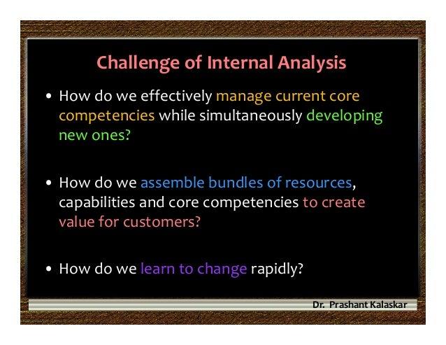 discuss main challenges strategic management
