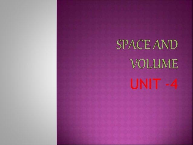 UNIT -4