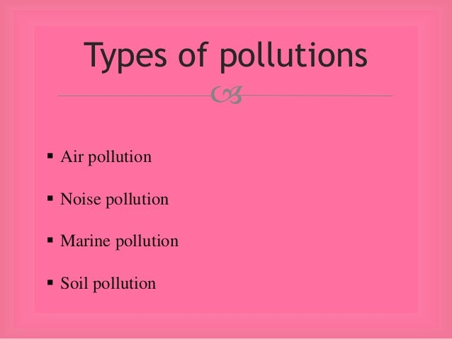 pollution and waste management pdf