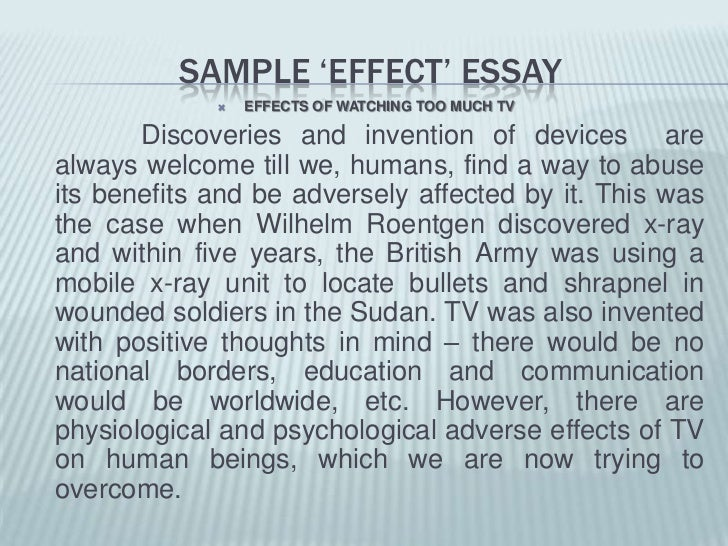Computer Science Essays  Essay Paper also How To Write An Essay Proposal Effects Of Watching Too Much Tv Essay Barack Obama Essay Paper
