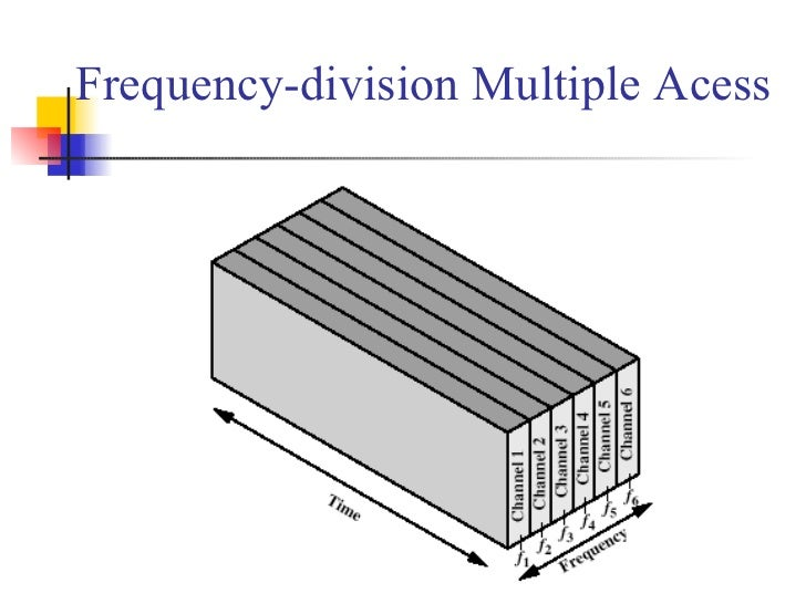 multiple access for wireless mobile communications