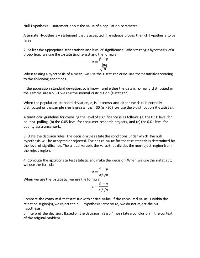 Cheap write my essay inferences for one population standard deviation