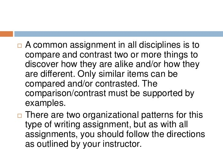 comparison contrast essay lesson plans You may use and modify this lesson plan for any non-commercial use the compare and contrast template written essay about their comparison.