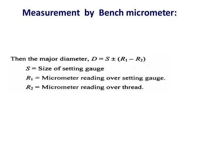Outstanding Screw Thread Measurements And Gear Measurement Camellatalisay Diy Chair Ideas Camellatalisaycom
