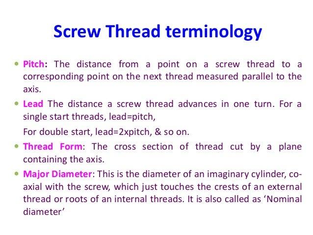 Screw thread measurements and Gear measurement