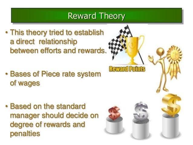 reward theory