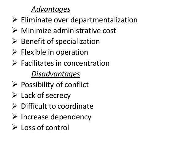 Contingency Theory of Management: Features, Evaluation and Limitation