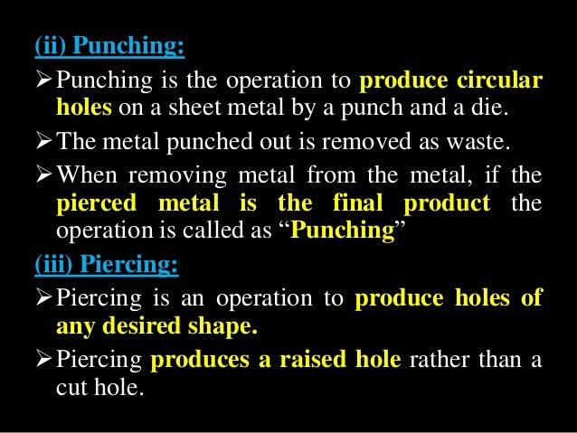 Punching Power Units