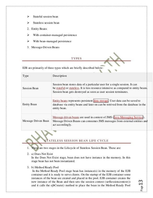 WEB PROGRAMMING UNIT IV NOTES BY BHAVSINGH MALOTH