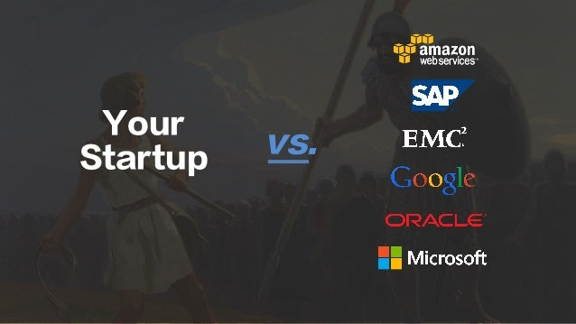 Your Startup vs.