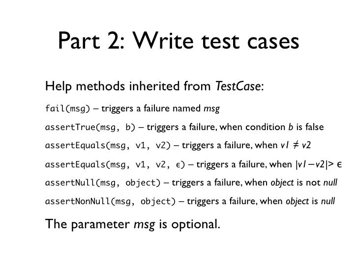 How to write junit for private methods