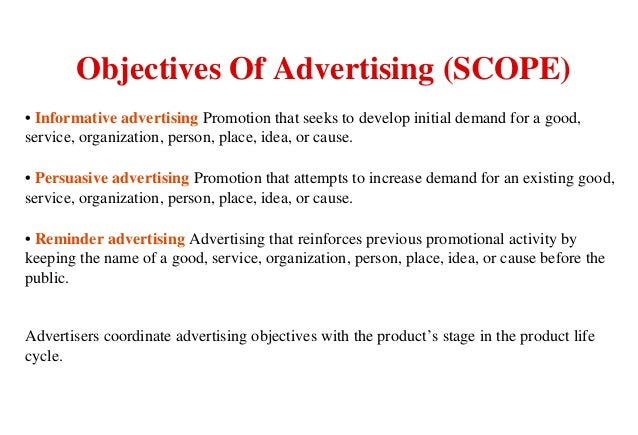 scope of advertising research Sample market research & analysis  report  market research report  for  advanced products, inc  hardwood floor manufacturers  9 company marketing.