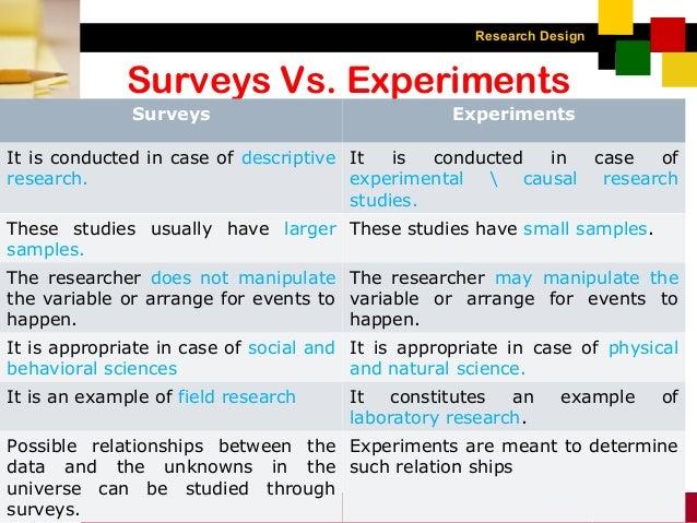 Natural Experiment Vs Case Study