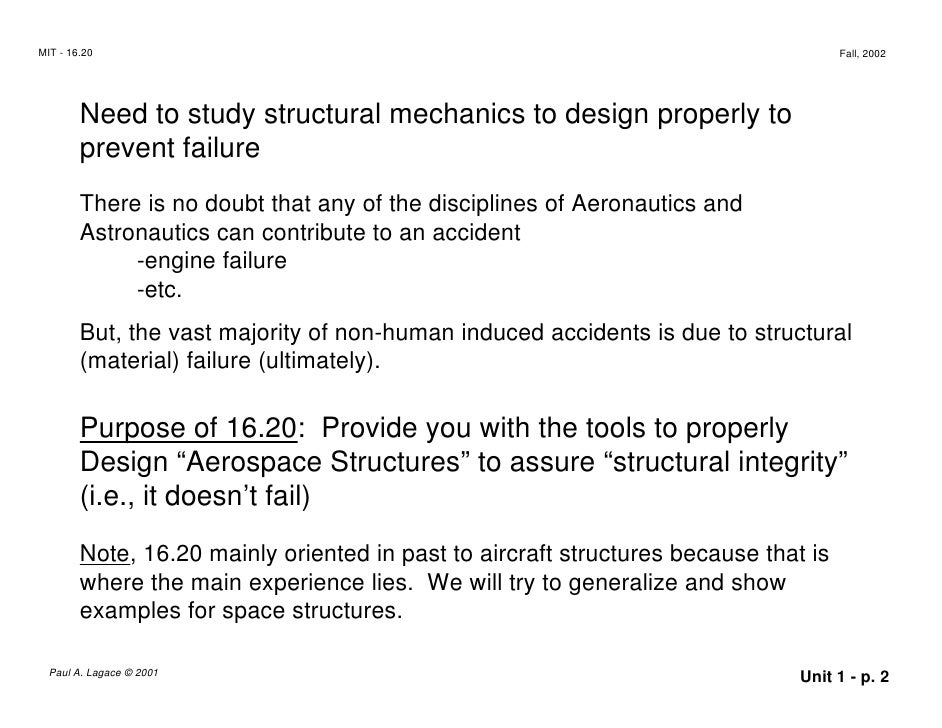"""oten notes engineering studies aeronautical module Mit mechanical engineering courses available online one of the six founding courses of study at mit, mechanical engineering embodies the motto """"mens et manus."""