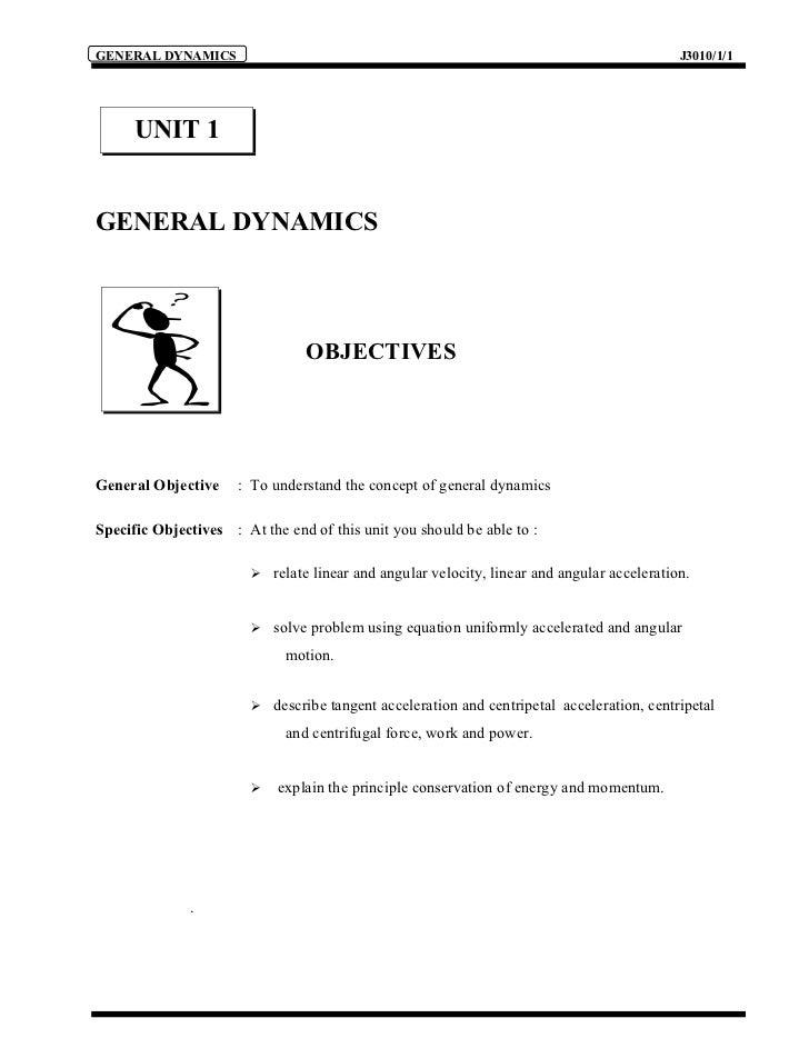 GENERAL DYNAMICS                                                                              J3010/1/1      UNIT 1GENERAL...