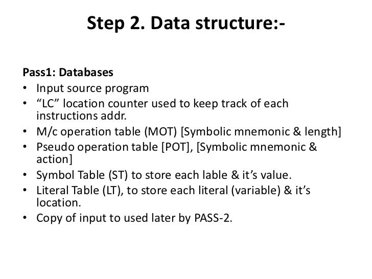 System Programing Unit 1