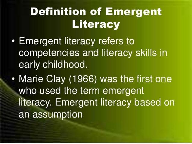 Definition Of Emergent ...