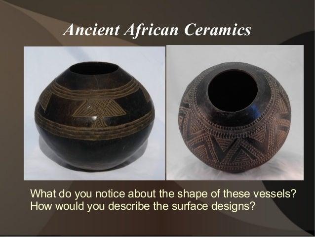Ceramics Unit 1