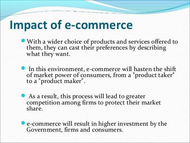 Impact of e-tailing on brick and mortar retail in India -