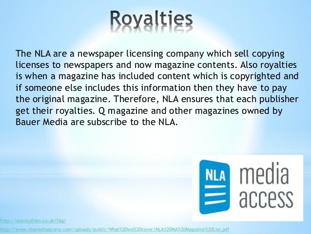 When it comes to creating magazines, there is an editors code of practise: Clause 1-Acuracy - The press are not allowed to...