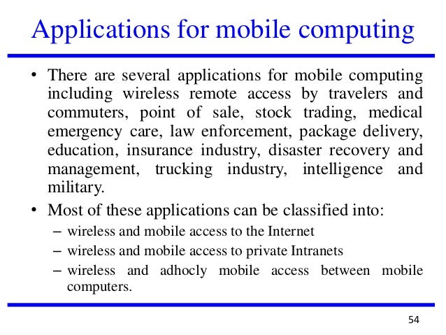 mobile computers essay The us census bureau has been collecting data on computers and internet use sporadically since 1984 topics population latest.
