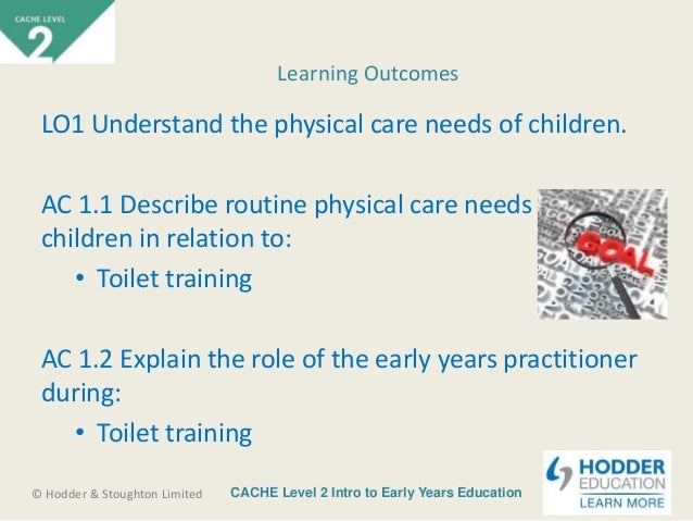 cache childcare education level 3 unit 11 care of sick children It will show your earning before and after the deductions and it will also show any deductions that may take place eg sick pay, maternity pay nvq level 3 6184 words | 25 pages florence smyth 09th march 2015 health and social care level three unit 3 enable rights and.
