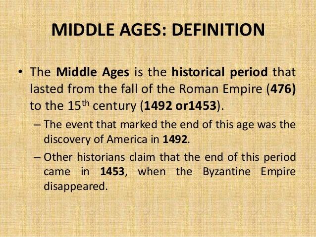Unit 1 Middle Ages Three Civilisations