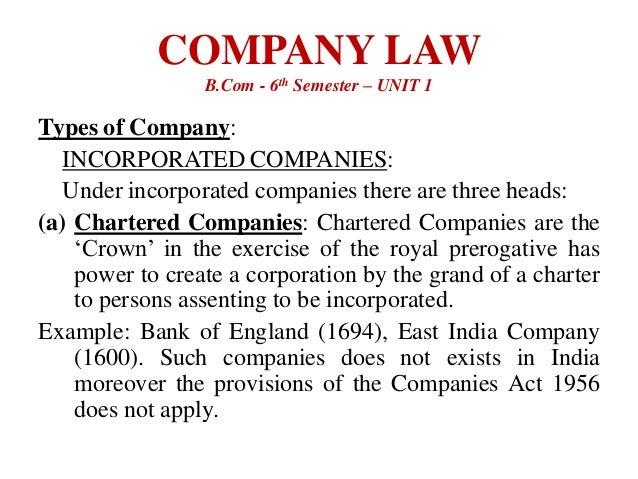 United Kingdom company law