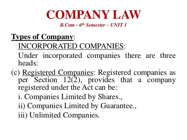 types of law pdf
