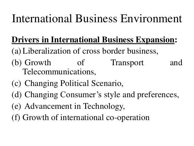 international business lec notes